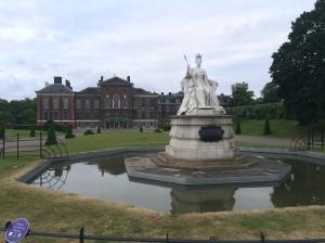 Queen Victoria, Kensington Palace. LONDON